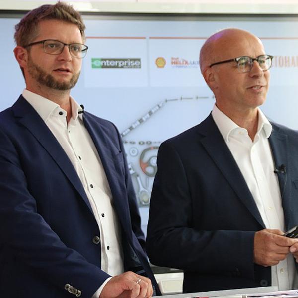 Uwe Hausdorff und Andreas Serra - Autohaus Servicekongress 2021